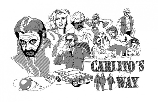 Cinema-Maniac: Carlito's Way (1993) Review