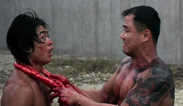 Cinema-Maniac:Riki-Oh: The Story of Ricky (Lik wong) (1991)