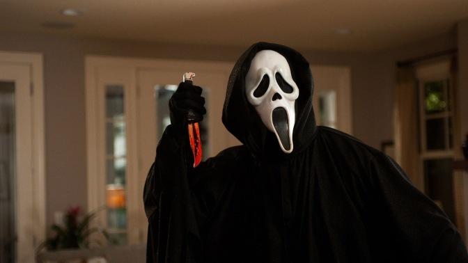 Cinema-Maniac: Scream (1996) Review