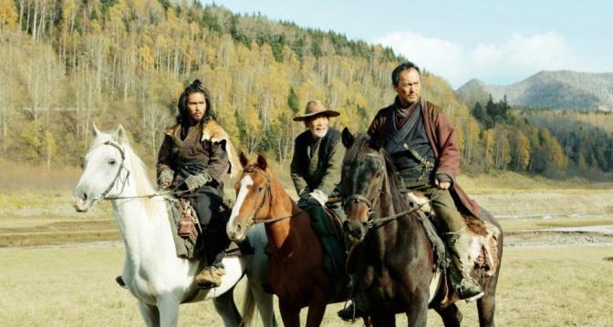 Cinema-Maniac: Yurusarezaru mono (Unforgiven) (2014) Review