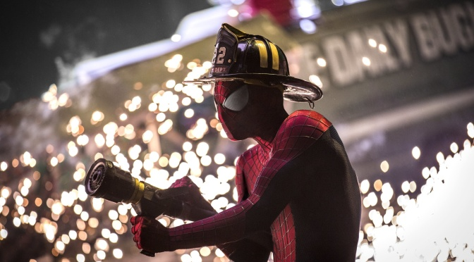 Cinema-Maniac: The Amazing Spider-Man 2 (2014) Review