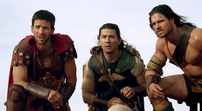 Cinema-Maniac: Hercules Reborn (2014) Review