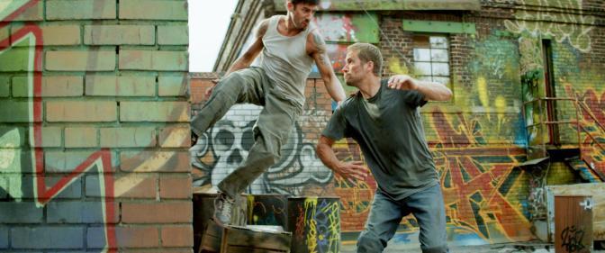 Cinema-Maniac: Brick Mansions (2014) Review