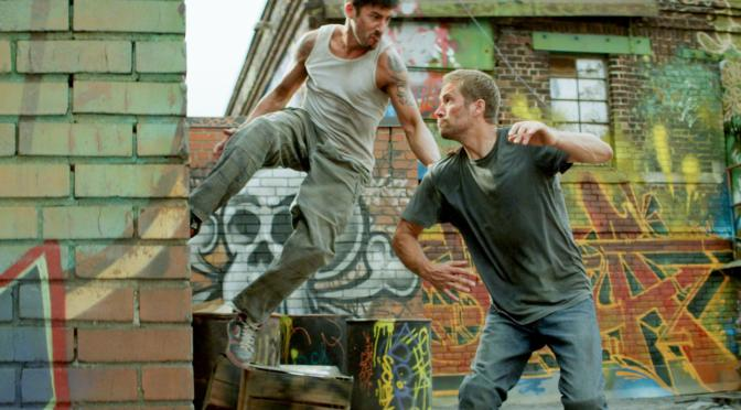 Cinema-Maniac: Brick Mansions (2014) Review