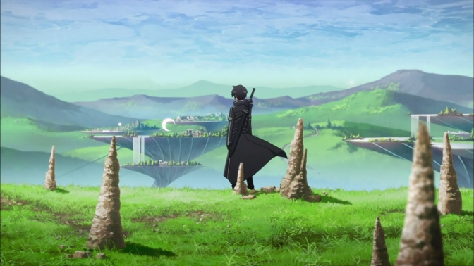 Anime-Breakdown: Sword Art Online (2012) Series Review