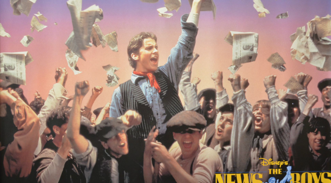 Cinema-Maniac: Newsies (1992) Review