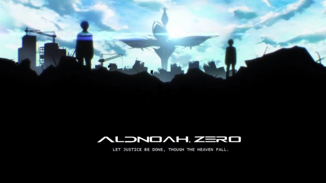 Anime-Breakdown: Aldnoah.Zero (2014) Series Review