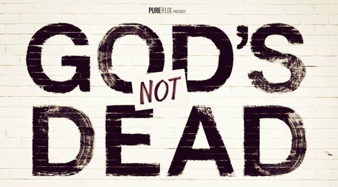 Cinema-Maniac: God's Not Dead