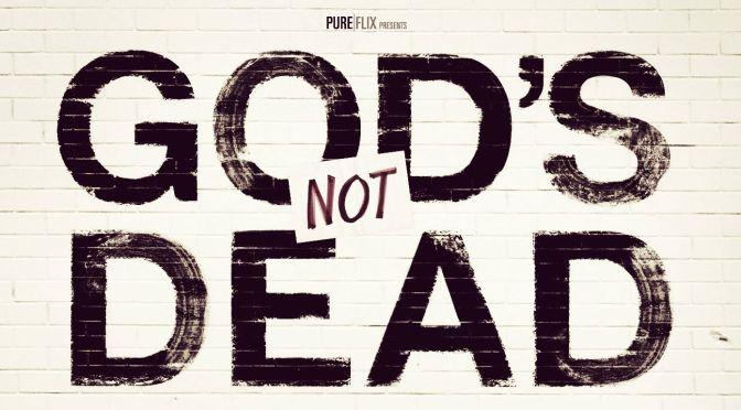 Cinema-Maniac: God's Not Dead