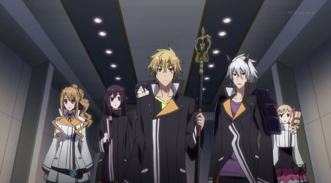 Anime Breakdown: Tokyo Ravens (2013 – 2014) Series Review