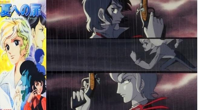 Anime-Breakdown:  Natsu e no Tobira (1981) Movie Review