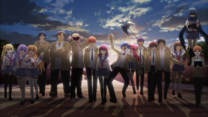 Anime Breakdown: Angel Beats (2010) Series Review
