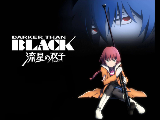 Anime-Breakdown: Darker Than Black: Ryuusei no Gemini (2009) Series Review