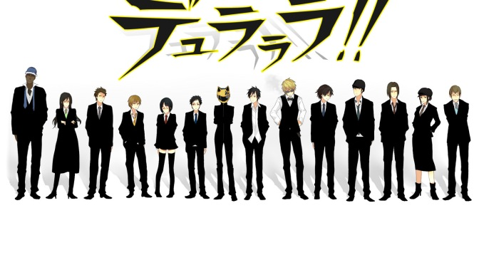 Anime-Breakdown: Durarara!! (2010) Series Review
