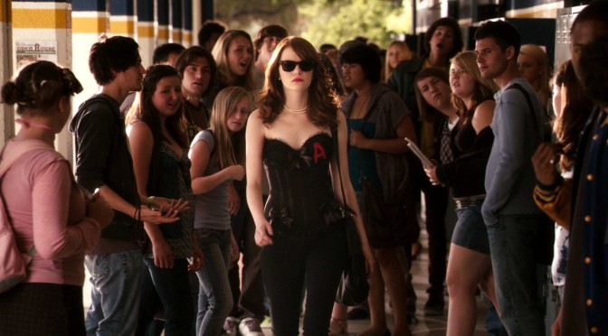 Cinema-Maniac: Easy A (2010) Review