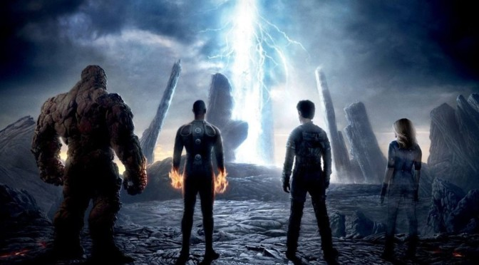 Cinema-Maniac: Fantastic Four (2015) Review
