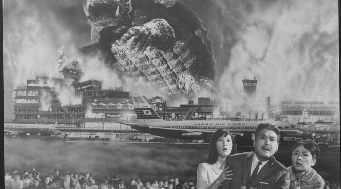 Cinema-Maniac: Daikaijû Gamera (The Giant Monster Gamera) (1965) Review