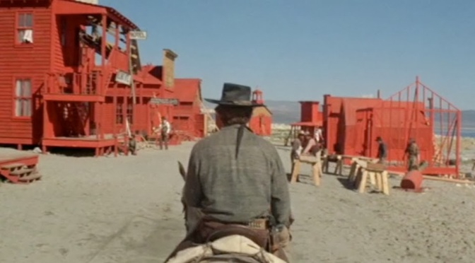 Cinema-Maniac: High Plains Drifter (1973) Review