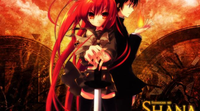 Anime Breakdown: Shana of the Burning Eyes (Shakugan no Shana) (2005 – 2006) Series Review
