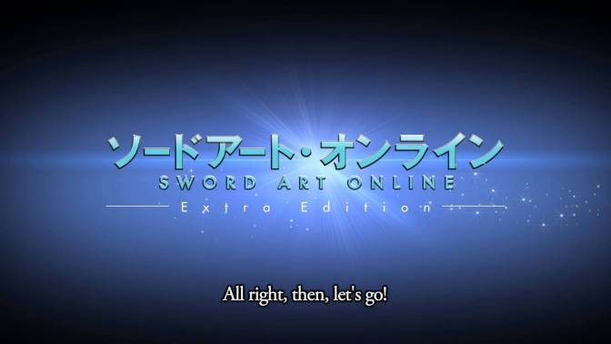Anime Breakdown: Sword Art Online Extra Edition (2013) Recap Movie Review