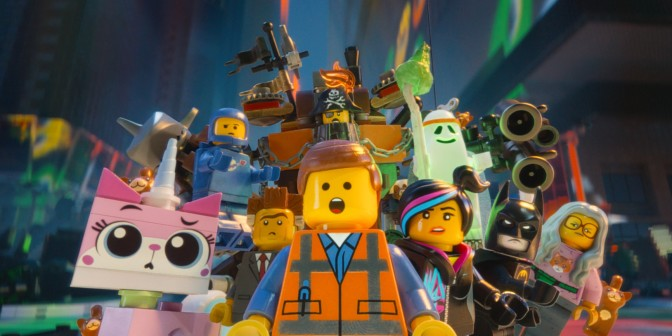 Cinema-Maniac: The LEGO Movie (2014) Review