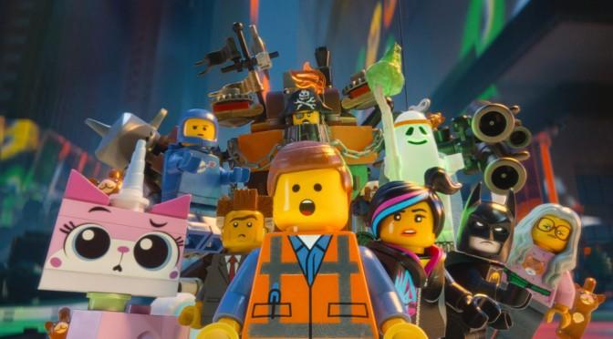Cinema-Maniac: The LEGO Movie (2014) Review