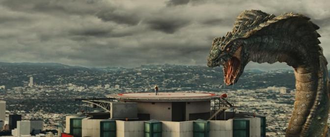 Cinema-Maniac: Dragon Wars (2007) Movie Review