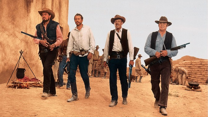 Cinema-Maniac: The Wild Bunch (1969) Review