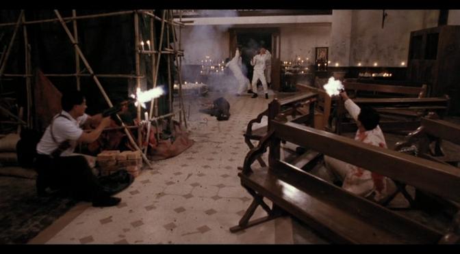 Cinema-Maniac: The Killer (1989) Review