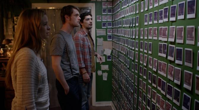 Cinema-Maniac: Time Lapse (2014) Review