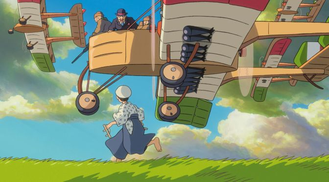 Cinema-Maniac: The Wind Rises (2014) Review
