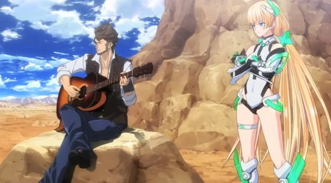 Anime-Breakdown: Rakuen Tsuihou: Expelled From Paradise (2014) Movie Review