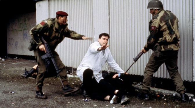 Cinema-Maniac: Bloody Sunday (2002) Review
