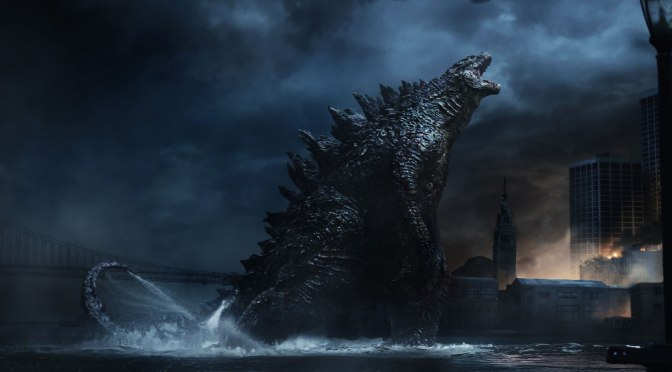 Cinema-Maniac: Godzilla (2014) Review