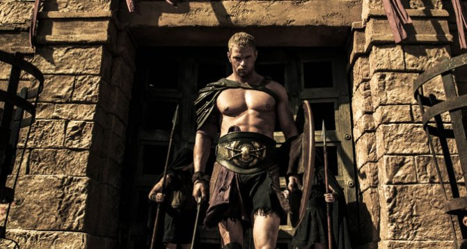 Cinema-Maniac: The Legend of Hercules (2014) Review