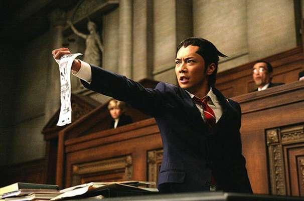Cinema-Maniac: Ace Attorney (2012) Review