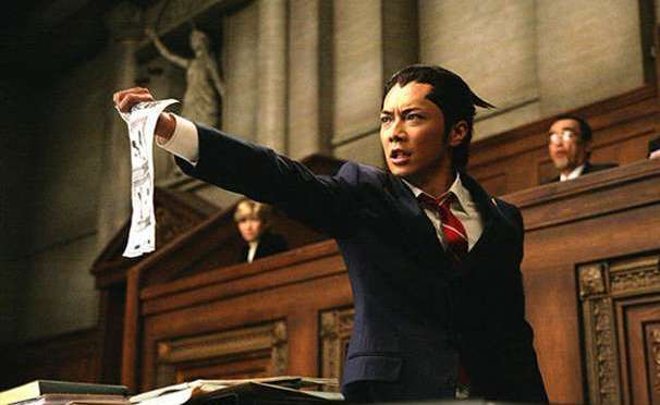 Cinema-Maniac: Ace Attorney (2012) Review