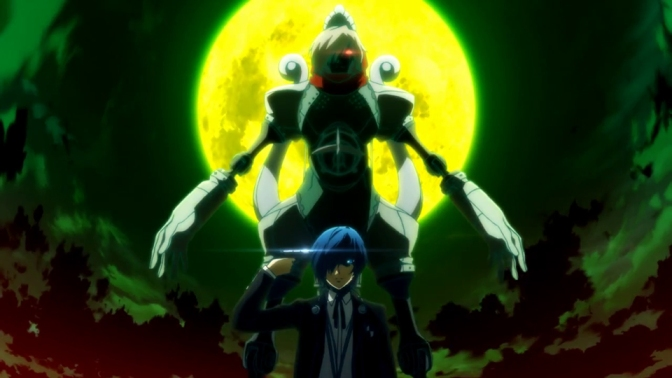 Anime-Breakdown: Persona 3 The Movie: No. 1, Spring of Birth (2013) Movie Review