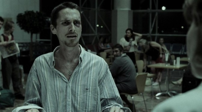 Cinema-Maniac: The Machinist (2004) Review