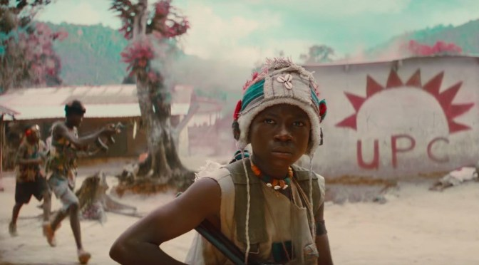 Cinema-Manaic: Beasts of No Nation (2015) Movie Review