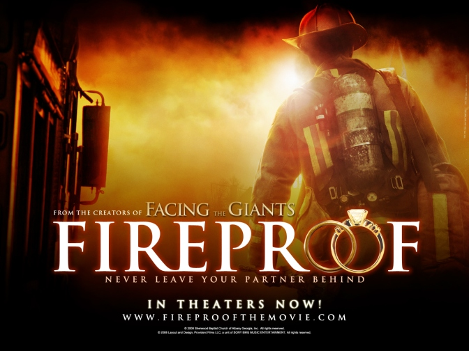 Cinema-Maniac: Fireproof (2008) Movie Review