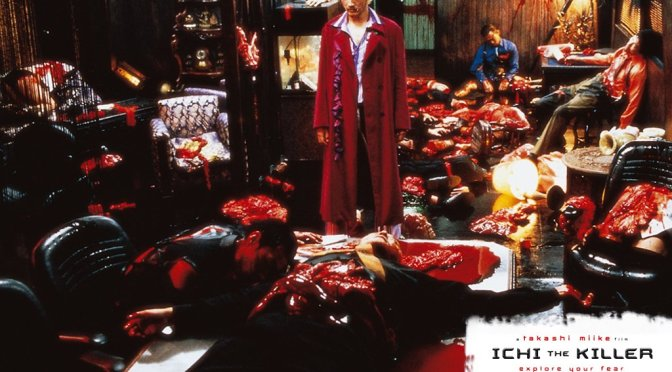 Cinema-Maniac: Koroshiya 1 (Ichi the Killer) (2001) Movie Review