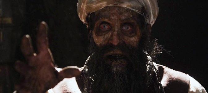 Cinema-Maniac: Osombie (2012) Movie Review