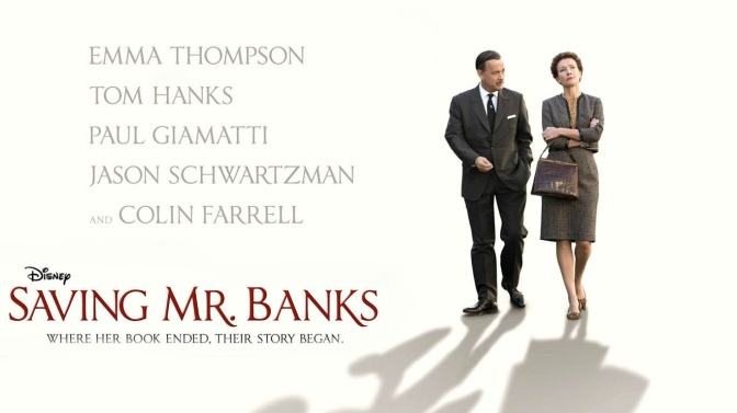 Cinema-Maniac: Saving Mr. Banks (2013) Movie Review