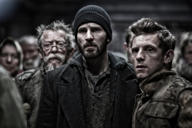Cinema-Maniac: Snowpiercer (2014) Review