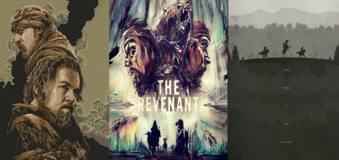 Cinema-Maniac: The Revenant (2015) Movie Review