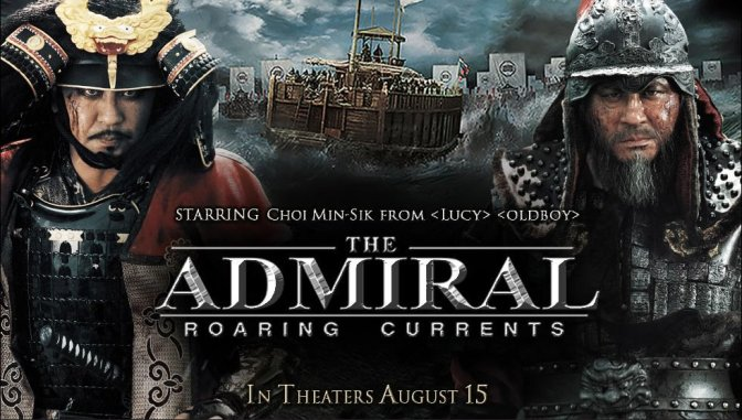 Cinema-Maniac: The Admiral: Roaring Currents (2014) Review