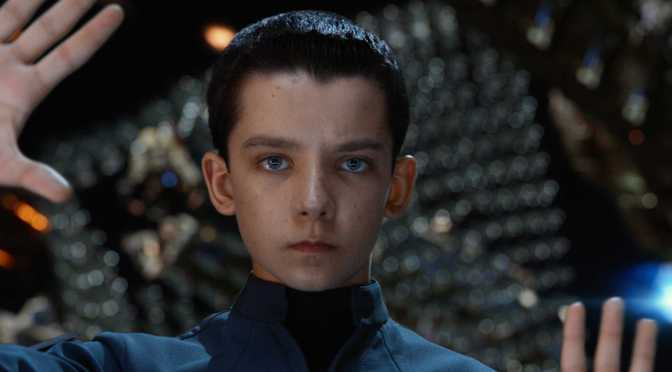 Cinema-Maniac: Ender's Game (2013)