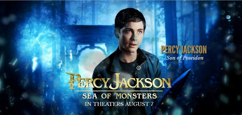 Cinema Maniac Percy Jackson Sea Of Monsters 2013 Review Personafication