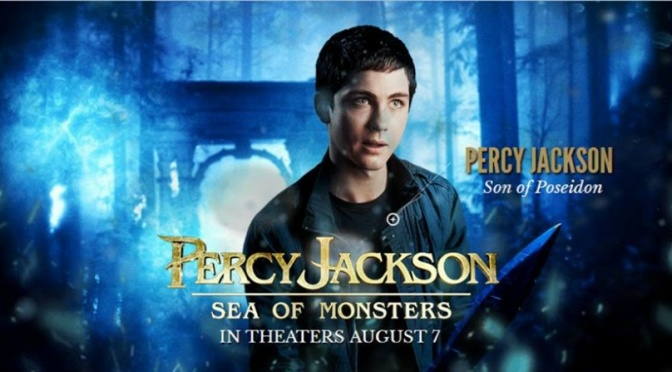 Cinema-Maniac: Percy Jackson: Sea of Monsters (2013) Review